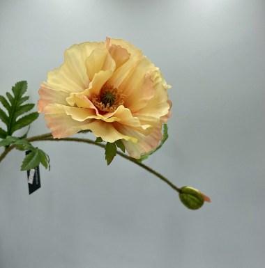 Silk Hibiscus Peach