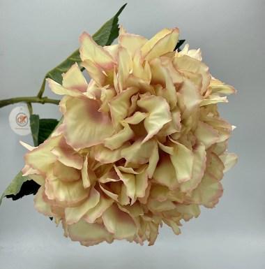Silk Hydrangea Vintage Pink