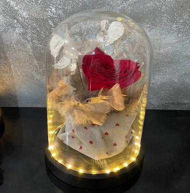 4 Ever Rose Heart