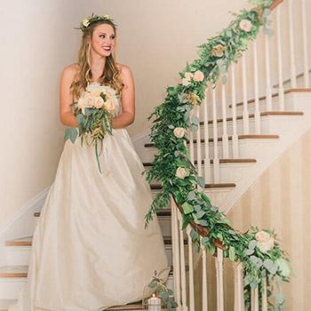 Γιατί να βάλω λουλούδια στον γάμο μου?